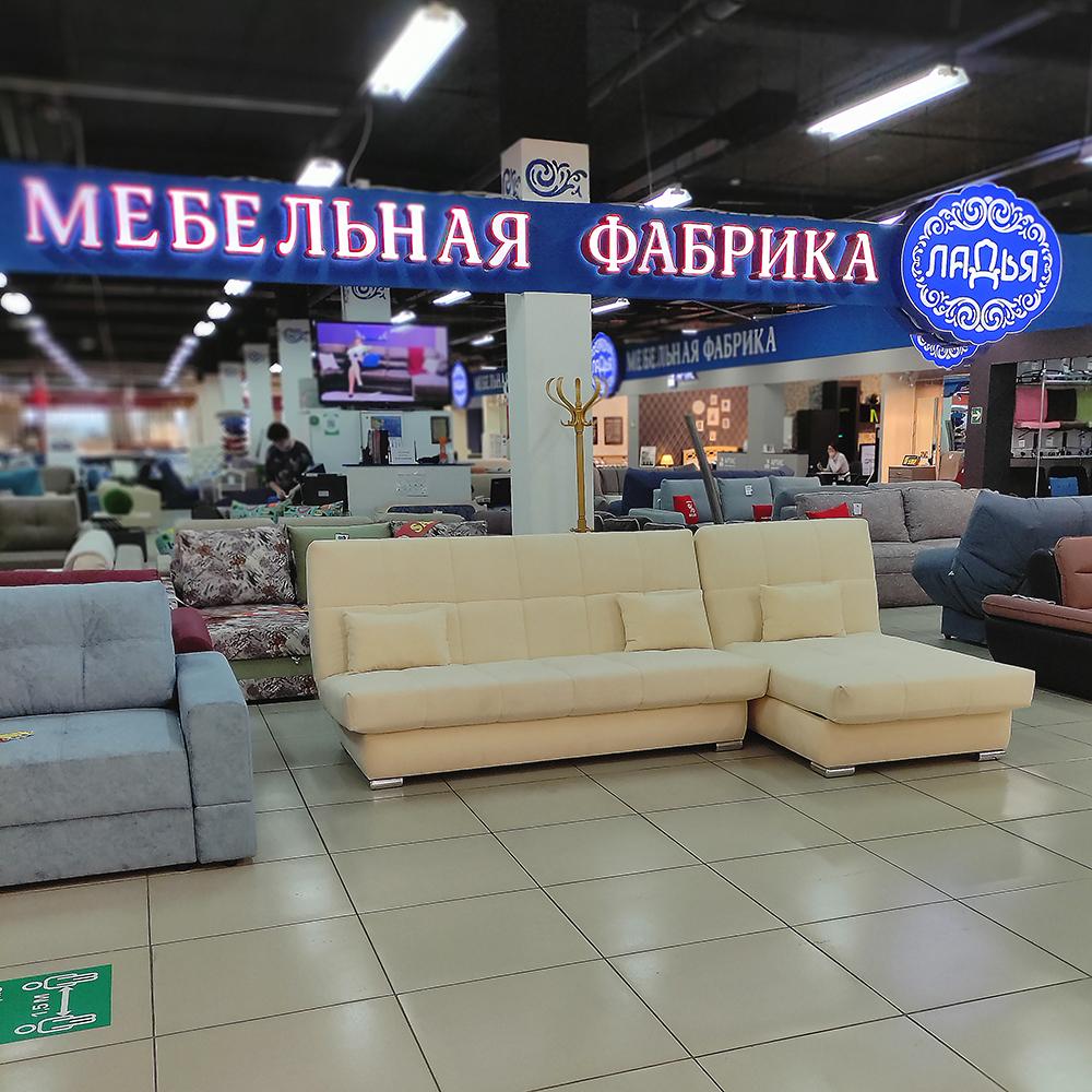 Угловой диван Лоджикс